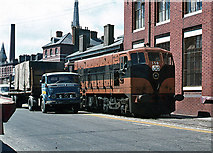 W6872 : Cork City railway 1974 - 1 by The Carlisle Kid