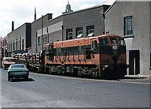 W6872 : Cork City railway 1974 - 2 by The Carlisle Kid