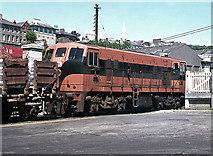 W6872 : Cork City railway 1974 - 3 by The Carlisle Kid