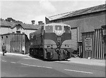 W6872 : Cork City railway 1975 - 3 by The Carlisle Kid
