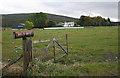 NJ3643 : Midthird Farm by Anne Burgess