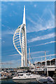 SZ6299 : Spinnaker Tower by Ian Capper