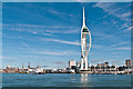 SZ6299 : Portsmouth waterfront by Ian Capper
