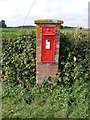 TM3384 : St.Peter Edward VII Postbox by Adrian Cable