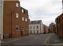 SO8318 : Chillingworth Mews by Neil Owen