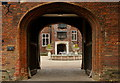 TQ2476 : Fulham Palace, London by Peter Trimming