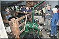 SX7981 : Kelly Mine - internal combustion engine by Chris Allen