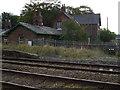 TA1464 : Former Carnaby Railway Station by JThomas