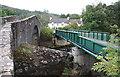NN7659 : Tummel Bridge by Anne Burgess