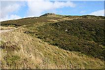 NN7954 : Looking towards Cioch Mhòr by Anne Burgess