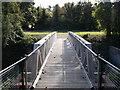 TQ7668 : R.S.M.E. Bicentenary Bridge, Fort Amherst by David Anstiss