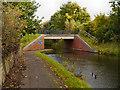 SD8911 : Rochdale Canal, Dicken Lane Bridge by David Dixon