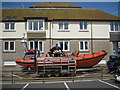 SX9372 : Teignmouth lifeboat from the side, Teignmouth by Robin Stott