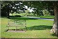 ST6593 : Jubilee seat, Rockhampton by Philip Halling