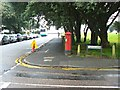 SZ0991 : Junction of Grove Road and Meyrick Road, Bournemouth by Brian Robert Marshall