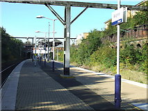 NS6064 : Bellgrove railway station by Thomas Nugent