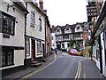 SO7193 : Bridgnorth Low Town by Gordon Griffiths