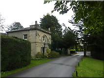 SK2957 : The Lodge, Willersley Castle by Peter Barr