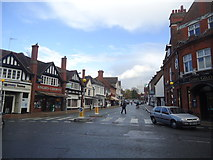 TQ1289 : High Street, Pinner by Stacey Harris