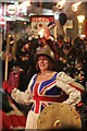 TQ8209 : Rule Britannia, Hastings Bonfire parade by Oast House Archive