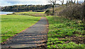 J4682 : Path, Crawfordsburn by Albert Bridge