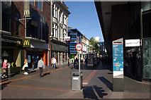 NZ4920 : Linthorpe Road, Middlesbrough by Stephen McKay