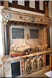 TQ5802 : Monument to Sir Nicholas Parker, St Mary's church, Willingdon by Julian P Guffogg