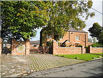 SD9201 : Manor House Farm, Knott Lanes - Oldham by John Topping
