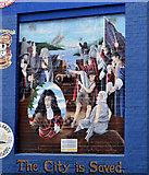 J3573 : The Relief of Derry by Albert Bridge