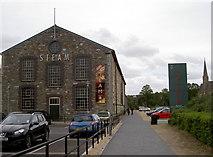 SU1484 : Steam Museum by Neil Owen
