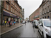 NS3321 : High Street, Ayr by Billy McCrorie