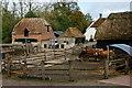 SU5011 : Manor Farm, Botley, Hampshire by Peter Trimming