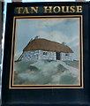 ST4893 : Tan House pub sign, Shirenewton by Jaggery