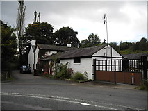 SD9100 : Daisy Nook Farm, Stannybrook Road - Oldham by John Topping