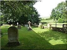 ST6902 : Alton St Pancras Churchyard (b) by Basher Eyre