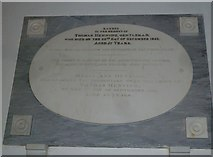 ST6902 : Alton St Pancras: memorial (1) by Basher Eyre