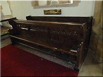 ST6902 : Alton St Pancras: choir stalls by Basher Eyre