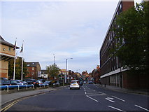 TL0450 : A4280 Dame Alice Street, Bedford by Adrian Cable