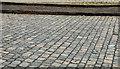 J3378 : Former trolleybus turning circle, Belfast (2) by Albert Bridge