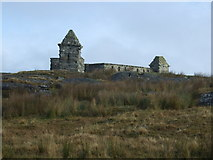 NZ0490 : Codger Fort by JThomas