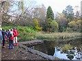 NS5477 : The Drowning Pond, Mugdoch Country Park by Jim Barton
