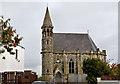 J3378 : Former Belfast Castle chapel (1) by Albert Bridge