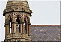 J3378 : Former Belfast Castle chapel (2) by Albert Bridge