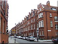 TQ2778 : Draycott Place, Chelsea by Malc McDonald