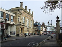 TL0449 : St Paul's Square, Bedford by Malc McDonald