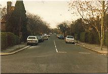 TQ2688 : Wildwood Road in 1985 by David Howard