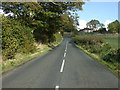 NZ0487 : Uphill towards Rothley by JThomas