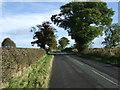 NZ0985 : B6343 towards Morpeth  by JThomas