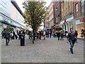 SJ8498 : Market Street - Manchester by Paul Gillett