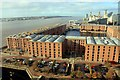 SJ3489 : Albert Dock, Liverpool by Jeff Buck